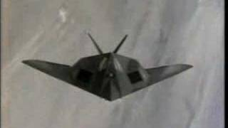 F-117 Nighthawk video