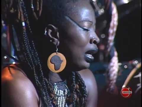 Dobet Gnahoré - Nan - Bridgestone Music Festival 2008