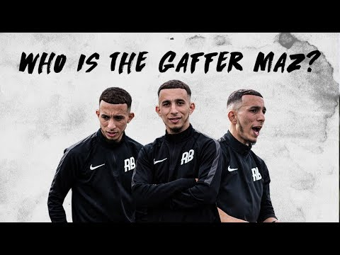 Former Fulham FC & Algeria Wonderkid | Who Is The Gaffer Maz?