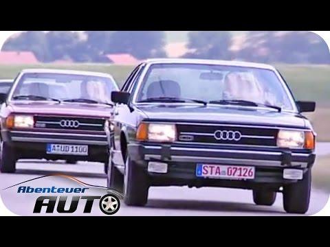 Audi 100 Typ 43 - Abenteuer Auto