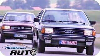Audi 100 Typ 43 - Abenteuer Auto(Ein Augenschmaus für Retro Fans: Der Audi 100 Typ 43. 100 % Auto im Abo: ..., 2014-08-29T13:52:56.000Z)