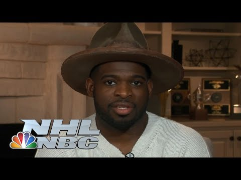 P.K. Subban gives sneak peek of 'The PK Project' | NHL | NBC Sports