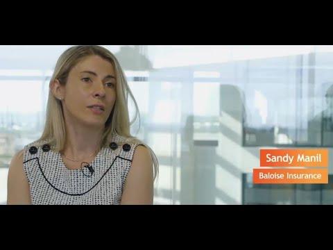 Cyberassurance pour les entreprises | Baloise Insurance @ Canal Z