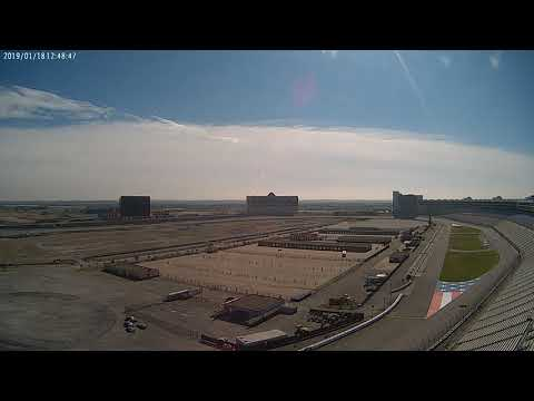 Cloud Camera 2019-01-18: Texas Motor Speedway
