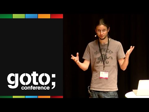 RubyMotion: Ruby in your Pocket • Laurent Sansonetti