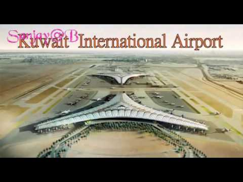 Kuwait new airport 2016
