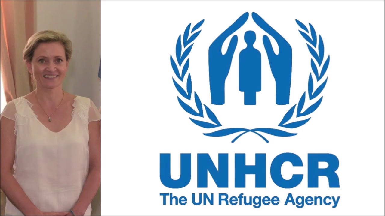 Katja Saha, Representative of the UNHCR in Cyprus - YouTube