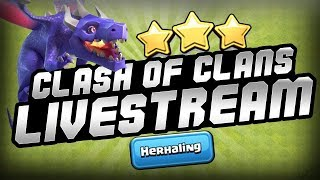CLASH OF CLANS STREAM! BASE REVIEWS! - CLASH OF CLANS NEDERLANDS NL [#53]