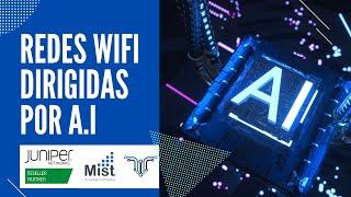 Webinar Mist  - Rede Wifi Gerenciada por Inteligência Artificial