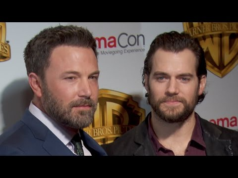 Thumbnail: Ben Affleck and the Justice League cast at the Warner Bros. CinemaCon Presentation 2017