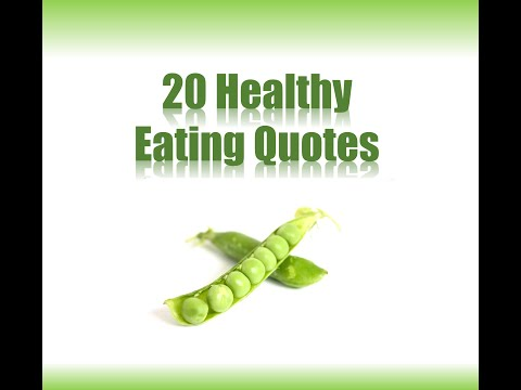 Healthy Eating Tips –  Famous Quotes