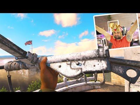 New STEN DLC WEAPON GAMEPLAY
