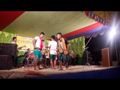Bodo bwisagu song(singing by Pinku Swargiary)