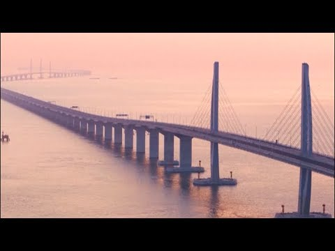 Home straight beckons for Hong Kong-Zhuhai-Macao Bridge