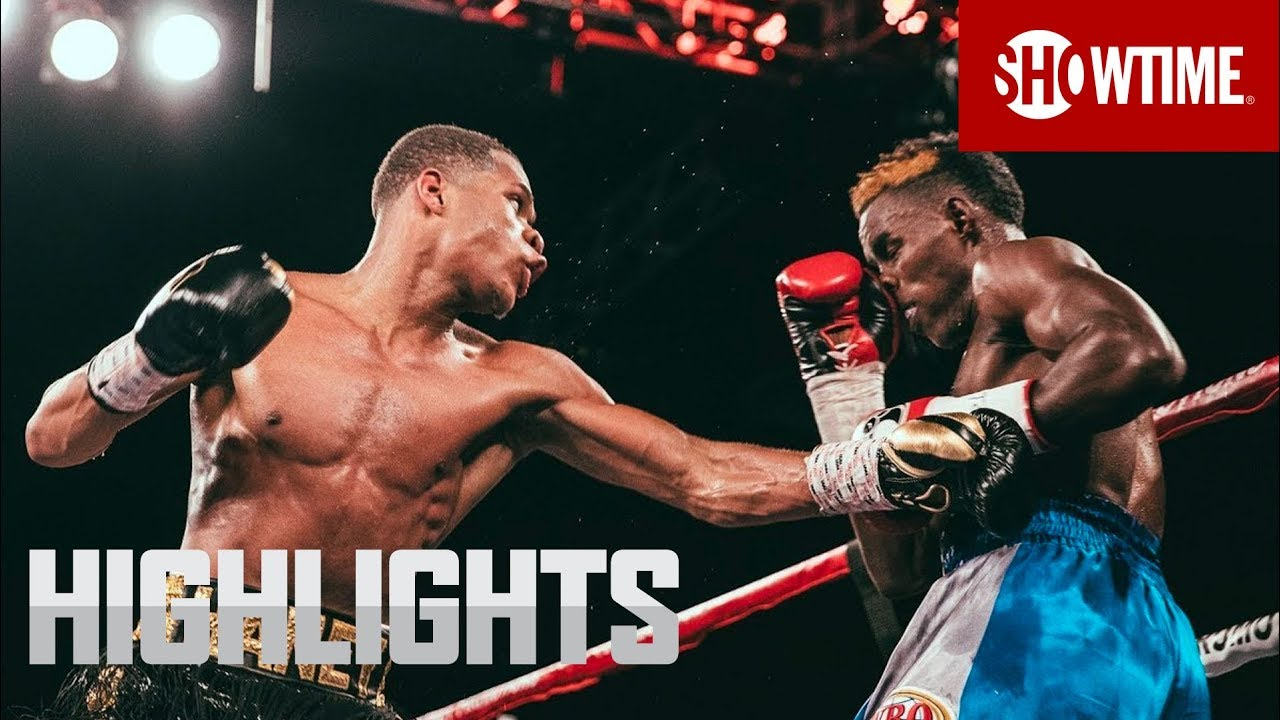 Haney vs. Ndongeni: Highlights | SHOBOX: THE NEW GENERATION