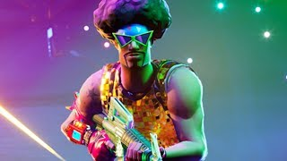 "Fortnite Battle Royale - ""FUNK OPS"" Epic Skin Gameplay"