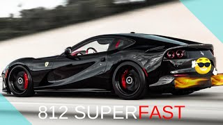 Ferrari 812 Superfast Sound compilation