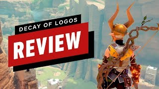 Decay of Logos Review (Video Game Video Review)
