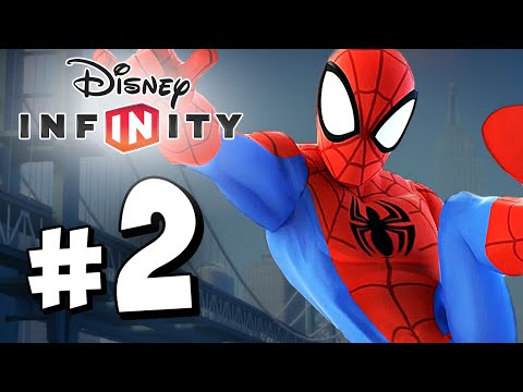 СИМБИОТ (Disney Infinity 2: Marvel Super Heroes) #2