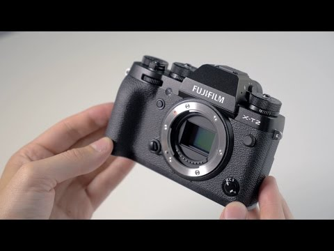 Fujifilm X-T2 - Review and sample photos