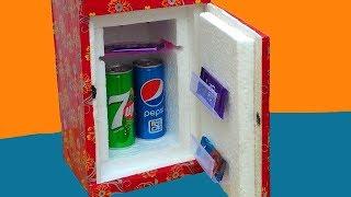 How to make a Mini Refrigerator