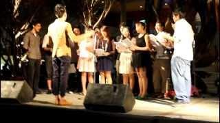 SC Chorus Show Thank P' 19/02/2012 Thumbnail