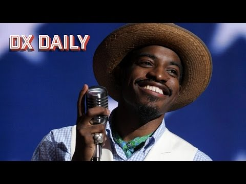 Andre 3000 Talks Trap Music, ScHoolboy Q On 2Pac Conspiracy Theories, Bizarre Battling Daylyt?