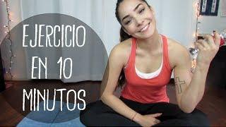 RUTINA DE 10 MINUTOS (abdomen)