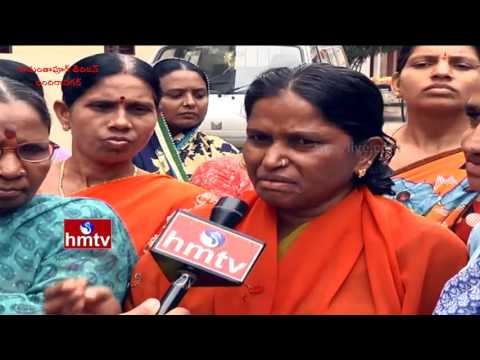 Ramanthapur Division, Indiranagar People Facing Lack of Facilities Problems| Panchayeti | HMTV