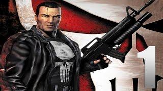 "The Punisher "" Videojuego "" Mission 1 ( El antro de drogas ) Dificultad: Alta"