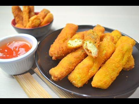 Egg Fingers ! Egg Sticks (Egg Recipes)