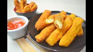 Egg Fingers ! Egg Sticks (Egg Recipes)