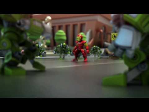 Marvel Super Hero Squad Online Debut Trailer