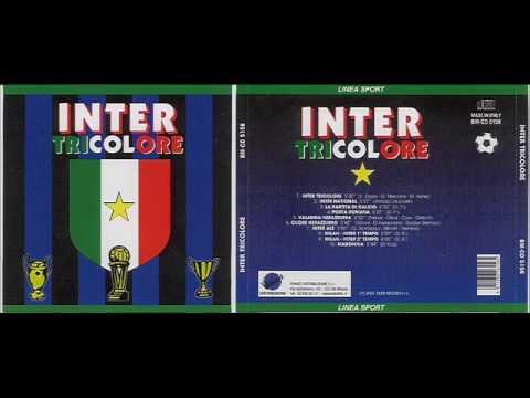 Album Inter Tricolore - 06 Cuore Nerazzurro (Versione 2001)