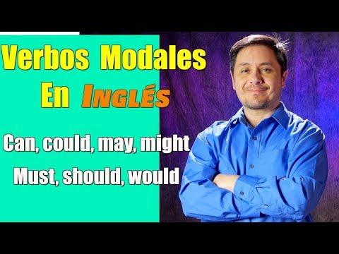 La mejor explicación de VERBOS MODALES EN INGLES con ejemplos del uso diario!