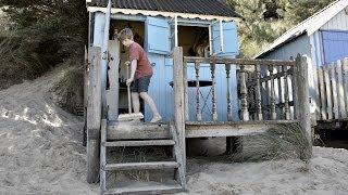 The Boy in the Beach Hut