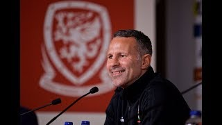 WALES 🏴 v SPAIN 🇪🇸 RYAN GIGGS MD- 1 FULL PRESS CONFERENCE