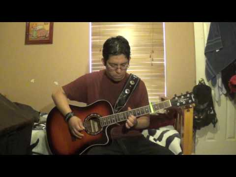Let Me Love You & FadedMASHUP cover by J Flaguitar covver
