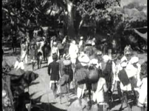 GLIMPSES OF INDIA IN 1929 formed part of the 'Nature Studies'.