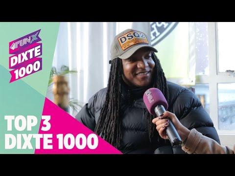 Wie wordt dit jaar de # 1 van de FunX DiXte 1000? Broederliefde, Sevn Alias of Jonna Fraser?