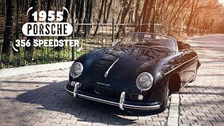 1955 Porsche 356 Speedster Hikayesi
