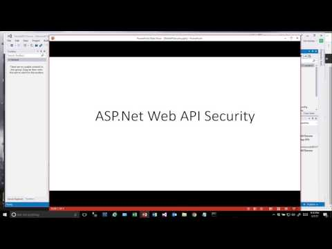 Securing ASP.Net WebAPI REST Services using and API Key and MessageHandlers