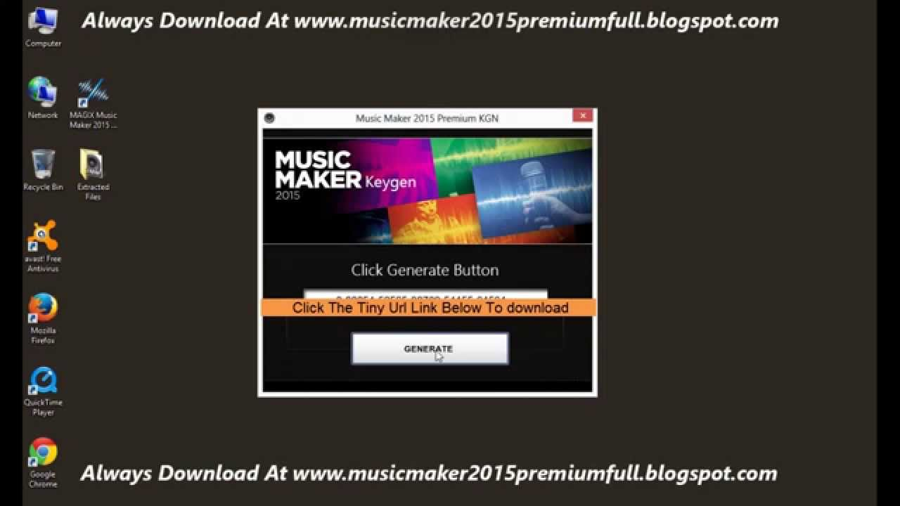 Magix Music Maker 2016 Premium Free Download,Music.Home ...