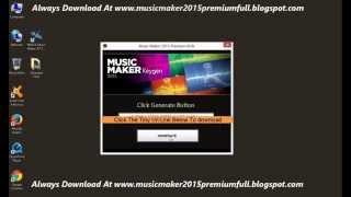 Magix Music Maker 2015 Premium Serial Number