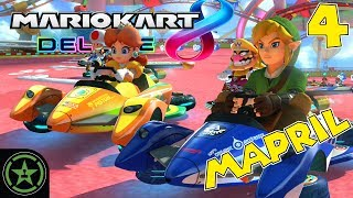 Let's Play - Mario Kart 8 Deluxe: Mario Kart Mapril (#4)