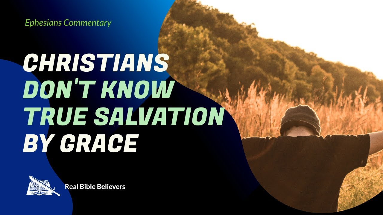 Christians Don't Know TRUE Salvation by Grace (Eph. 2:7-8) | Dr. Gene Kim