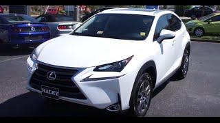 Lexus NX 200t 2015 Videos