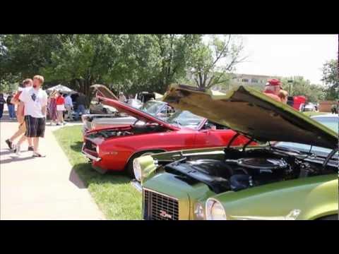 Open Roads Nugget #3: McPherson College Auto Show