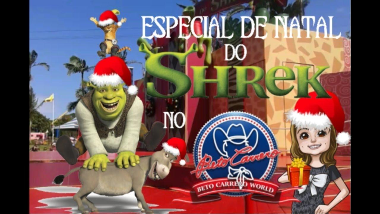 shrek especial de natal completo