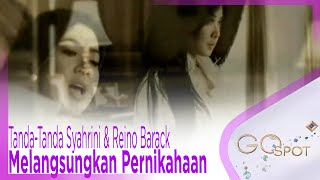 Tanda-Tanda Syahrini & Reino Barack Melangsungkan Pernikahaan - GOSPOT